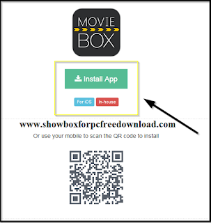 Showbox for iPhone/IOS using IPA method