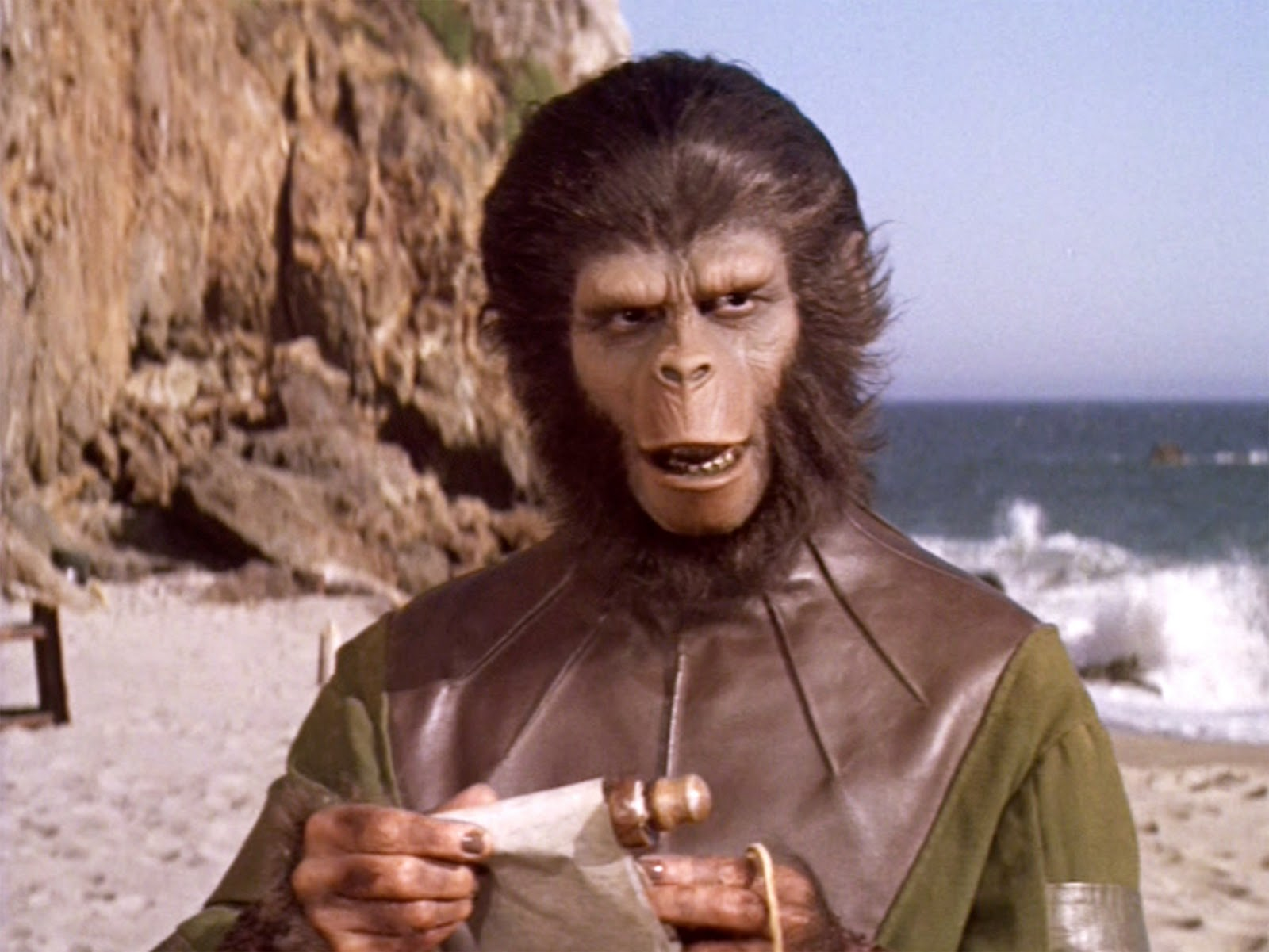 Archives Of The Apes: Planet Of The Apes (1968): Zira And ...