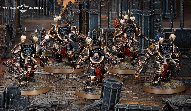 The Black Legion: Abaddon's Stat Lines, New Stratagems, and More\ New Terminators!