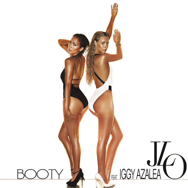 Jennifer Lopez - Booty (feat. Iggy Azalea) - Single Cover