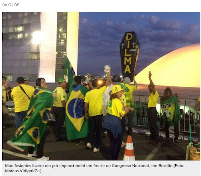 Winston Lima - Bloco Movimento Brasil - ativistas e patriotas