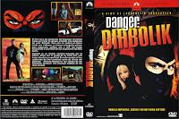 Danger: Diabolik (1968) - Caratula 1
