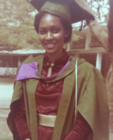Check out this throwback photo of ex-Cross Rivers 1st lady, Onari Duke