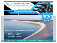 Produksi Garam Lebih Putih dan Bersih dengan Plastik Alas Tambak (LDPE)