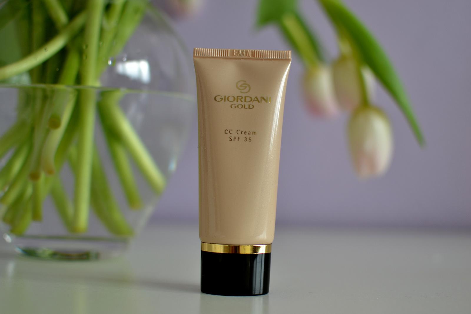 Mademoiselle Iva By Ivana Klepov Beauty Tip Oriflame 4 2016 Giordani Gold Cc Cream Spf 35 Krm So