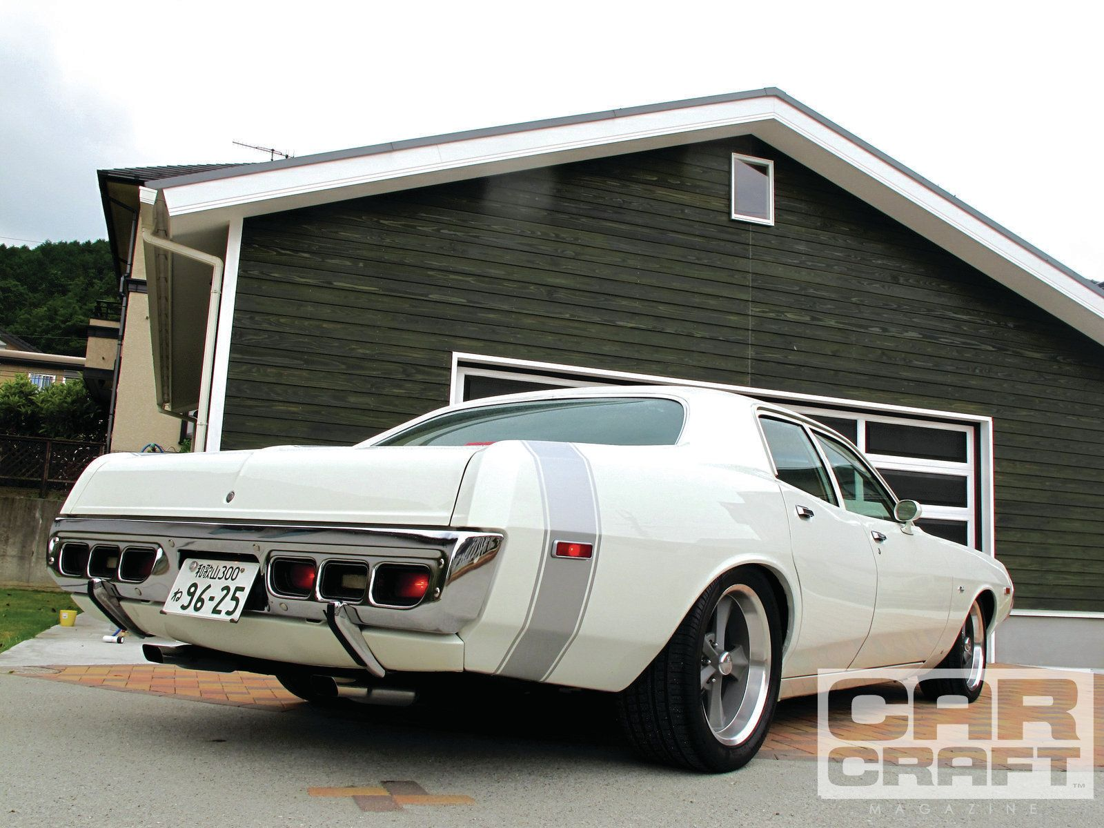 Just A Car Guy: the 72 Coronet in Japan, Tsutomu Ikeda's 4