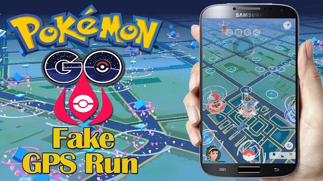 FAKE GPS RUN CON JOYSTICK 2019 | POKEMON GO - POKEMON GO APK