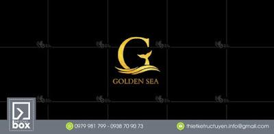 thiết kế logo ngành thủy sản