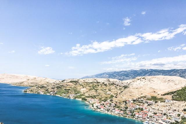 Chorwacja - wyspa Pag / FOTORELACJA,KOSZTORYS - Czytaj więcej