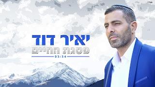 יאיר דוד - פסגת החיים *סינגל חדש*