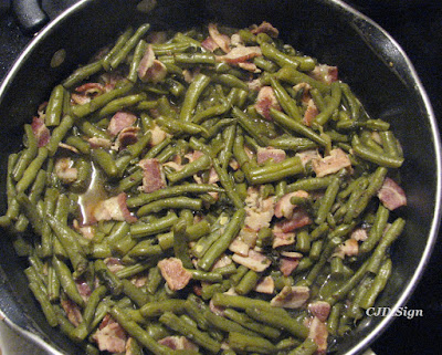 Company Green Beans ~ Friday Foods