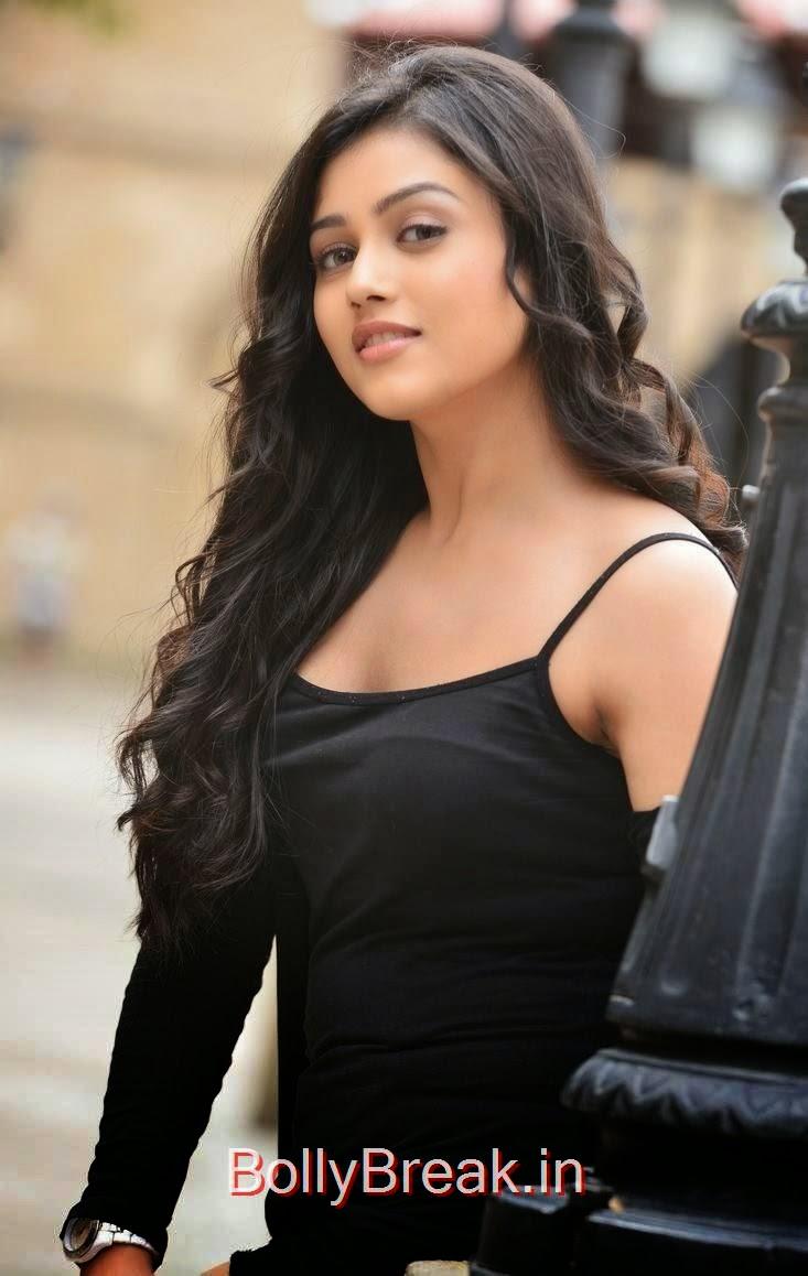 Mishti-Chakraborty-Stills-From-Chinnadana-Nee-Kosam-Movie-55, Hot HD Images Of Mishti Chakraborty in Black Dress