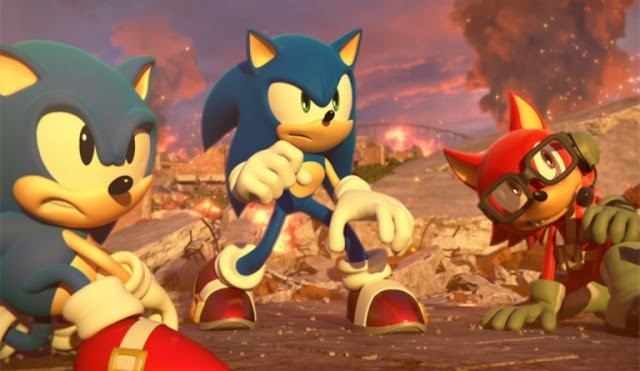 الفيلم السينمائي Sonic سيتم إنتاجه من طرف Paramount Pictures