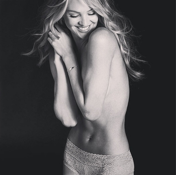 Candice Swanepoel topless