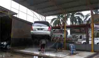 Lowongan Kerja Cuci Mobil Steam Bubble Carwash Jakarta