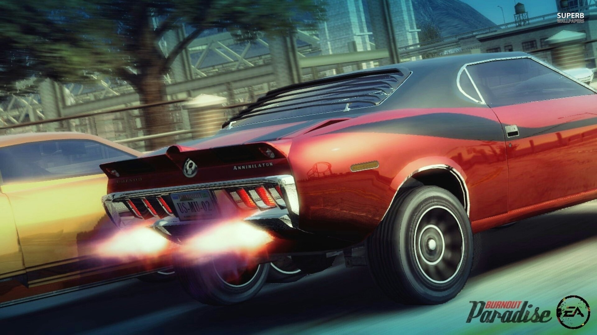 Burnout Paradise Remastered Wallpapers