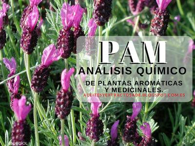 Proceso de obtención y análisis de los extractos de plantas arómaticas