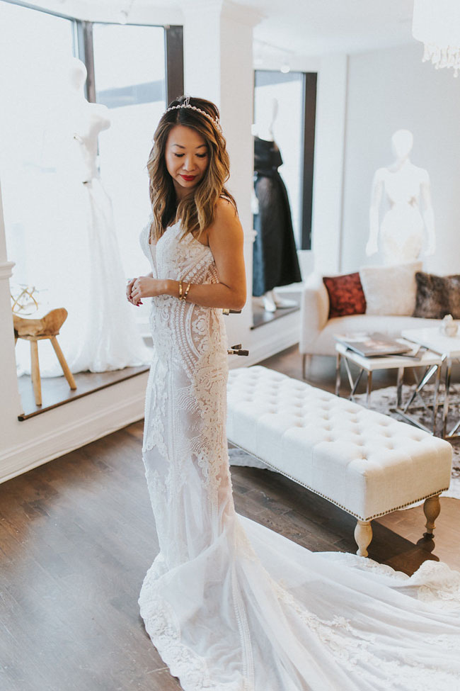 Top 5 Tips for Buying a Wedding Dress, Dimitra's Bridal Salon, Jennifer Worman, Wedding Dress Chicago Style, Lace Wedding Dress