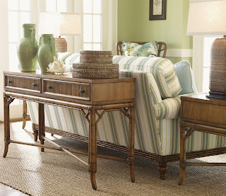 tommy bahama sofa accent table