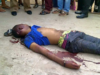 Suspected Cultist Shot And Killed Fresh Imsu Graduate 3