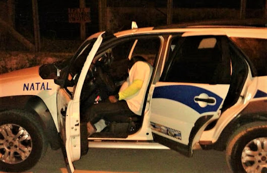 Taxista é assassinado em Nova Parnamirim