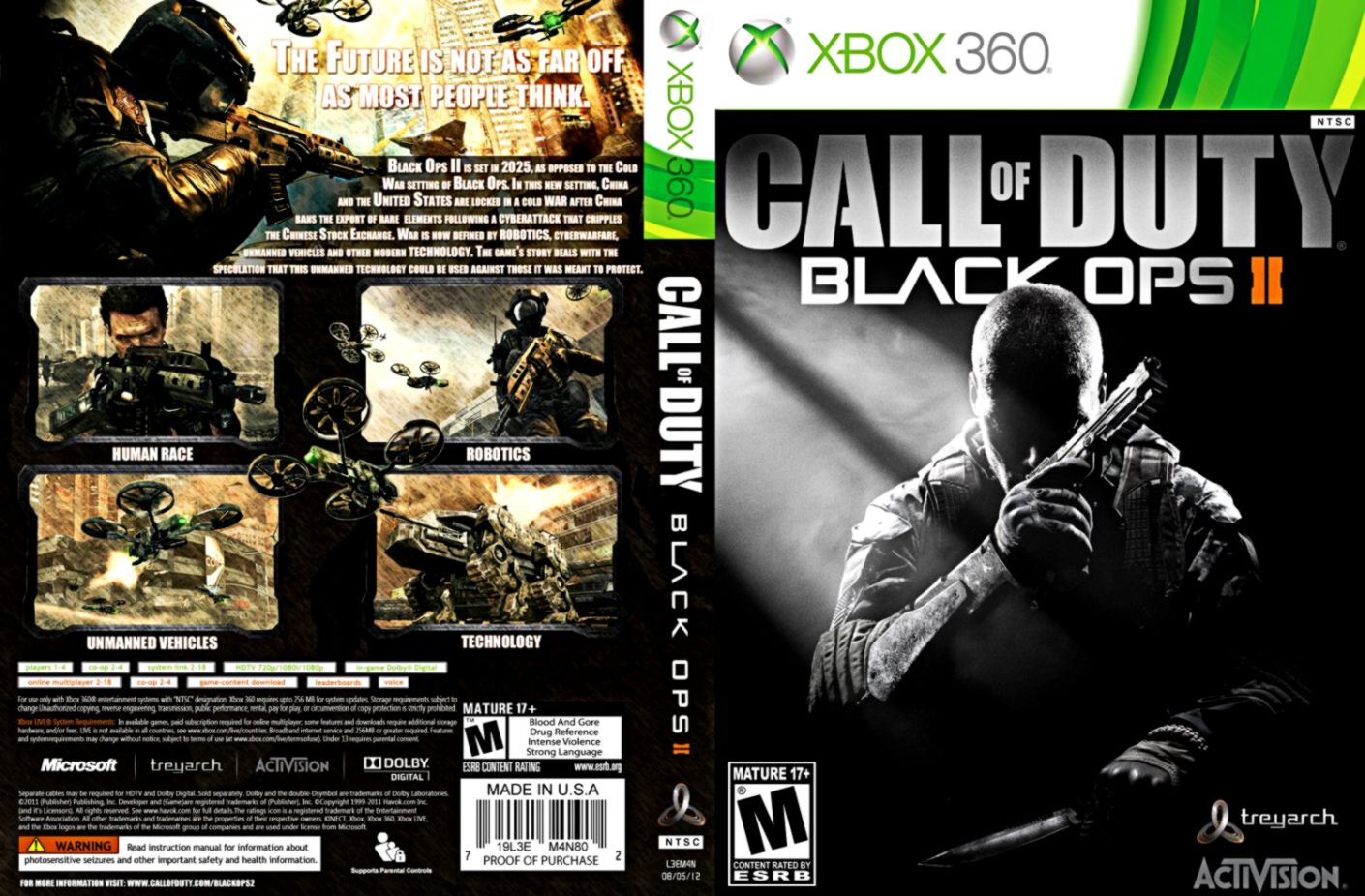 Call Of Duty Black Ops 2 Games | Wallpapers HD Quality