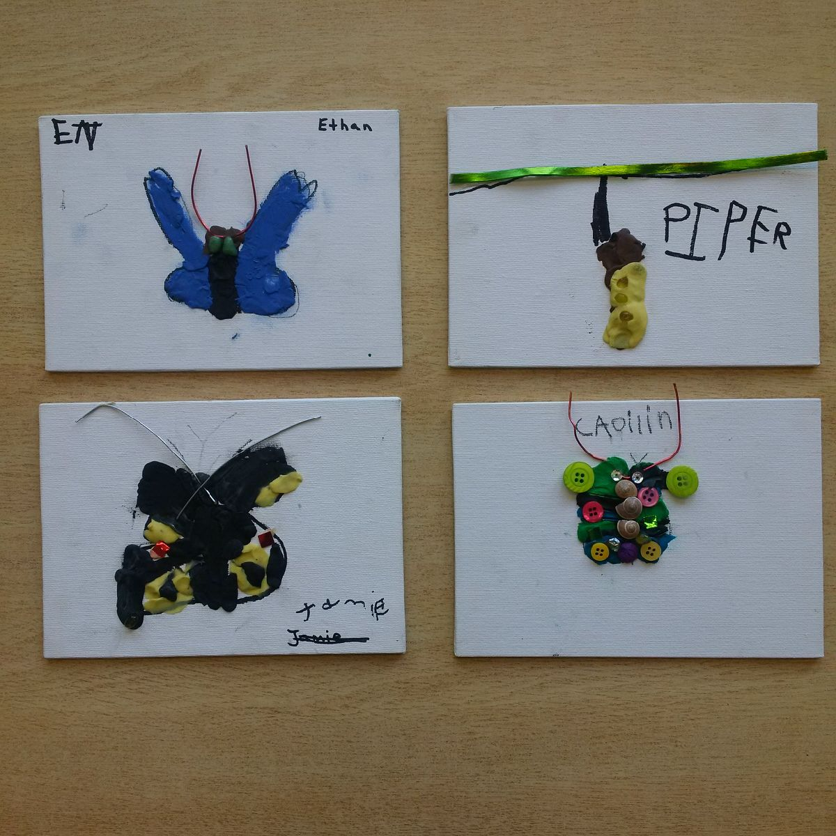 Kinder Garden: Wonders In Kindergarten: Raising Our Caterpillars Into