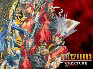 Guilty Gear 2 Overture Game Free Download