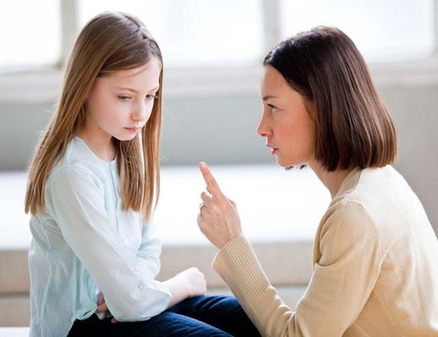 Những câu nói của bố mẹ có thể khiến trẻ bị tổn thương - Dạy con kiểu Nhật. Ảnh: Internet