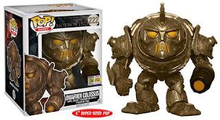 Pop! Games: Elder Scrolls – Dwarven Colossus.