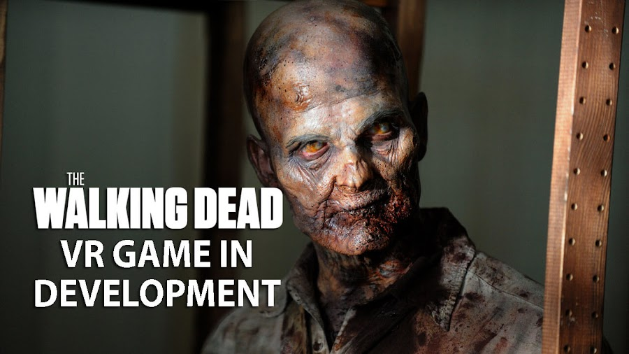 the walking dead virtual reality