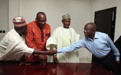 Edo Very Peaceful, Say Ex-Deputy Govs