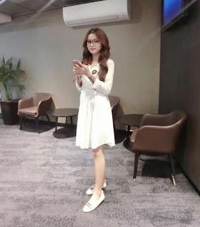 Gái xinh facebook Aley Nguyễn