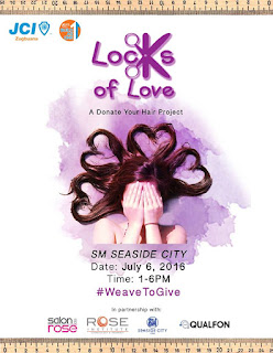 Locks of Love | A Donate Your Hair Project by JCI-Zugbuana