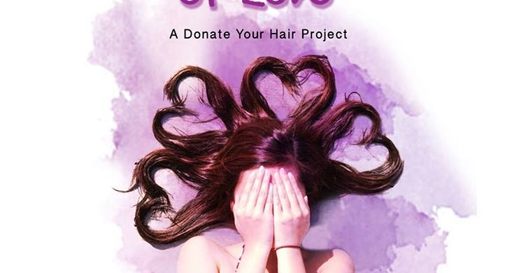 Locks Of Love A Donate Your Hair Project By Jci Zugbuana