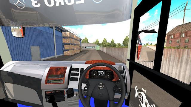 Paket Mod Bus ETS2 Terbaru
