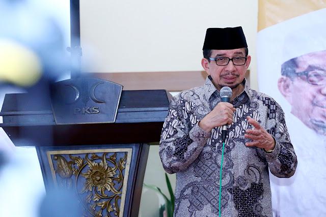 Ketua Majelis Syuro : Kader PKS Teruslah Berkhidmat Untuk Rakyat