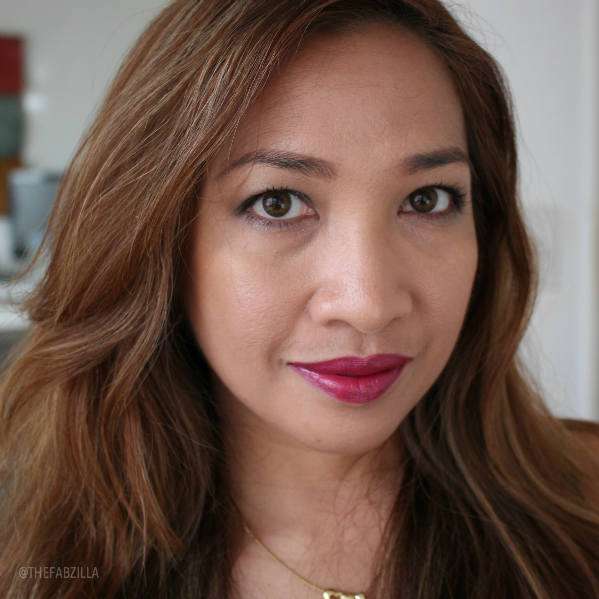 fall 2015 makeup trend, fall 2015 beauty trend, berry lips, plum lipstick, Tom Ford Lip Color Moroccan Rouge, Givenchy Brumme Bonne Mine, Diorshow Fusion Mono Eyeshadow Hypnotique, review