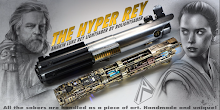 THE HYPER REY Anakin Luke Rey Lightsaber