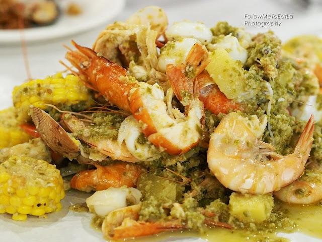 Kai's Plato Seafood Restaurant Butter Lemon Sauce