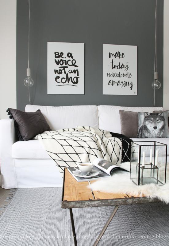 raumkr nung zur weihnachtszeit neue bilder im wohnzimmer. Black Bedroom Furniture Sets. Home Design Ideas