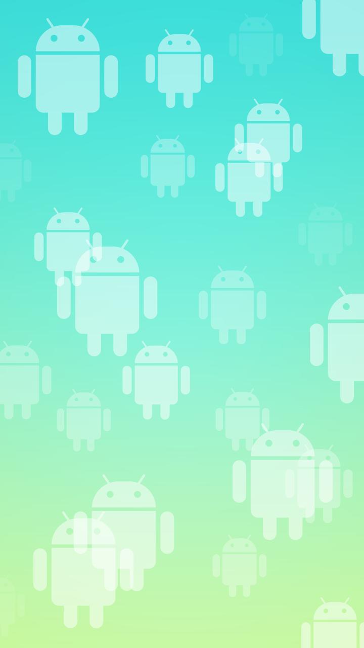 Bugdroid Wallpaper 11 opções para personalizar 1