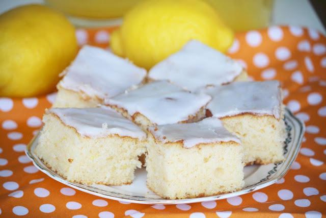 ciasto, cytrynowe