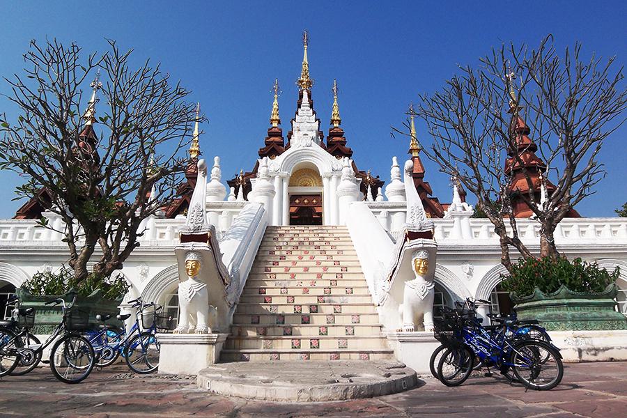 Chiang Mai, Thailand: The Dhara Dhevi