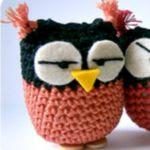patrones gratis buhos amigurumi | free amigurumi patterns owls