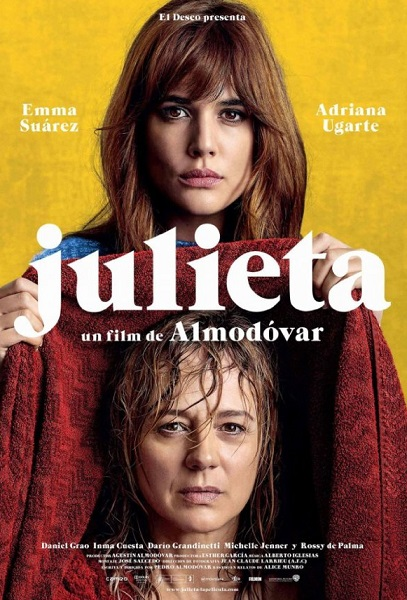 Film Julieta 2016 Bioskop