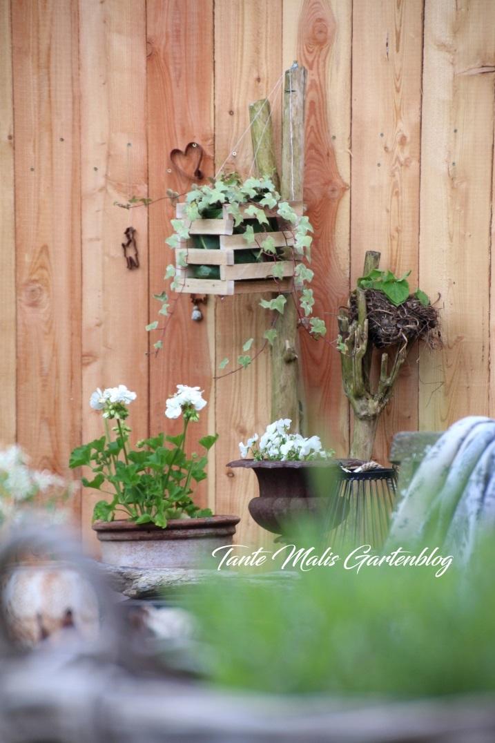 Vertikaler Garten selber machen