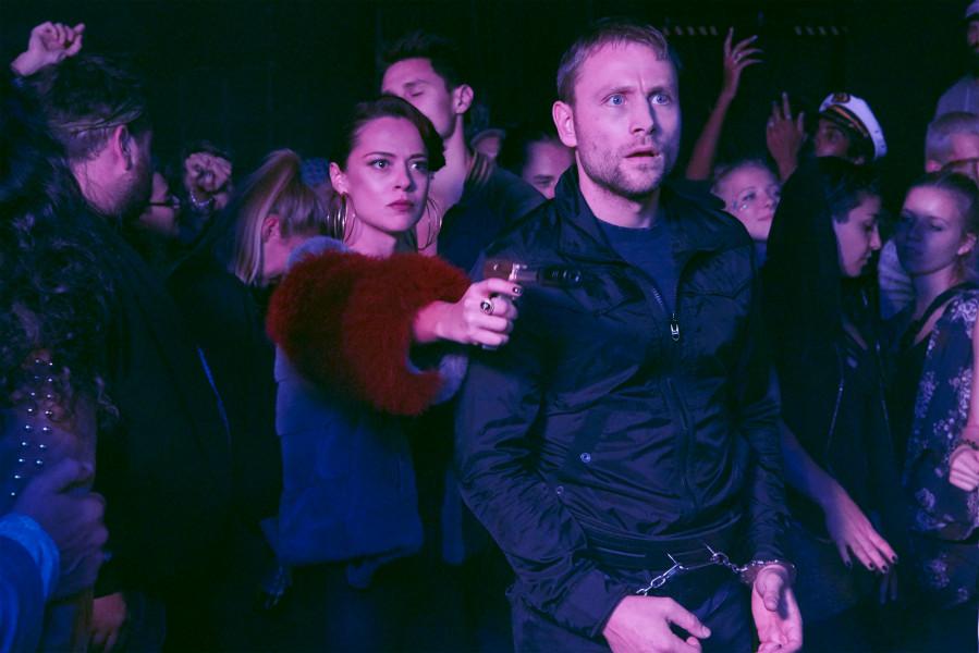 El cluster intenta recuperar a Wolfgang en el último episodio de 'Sense8'