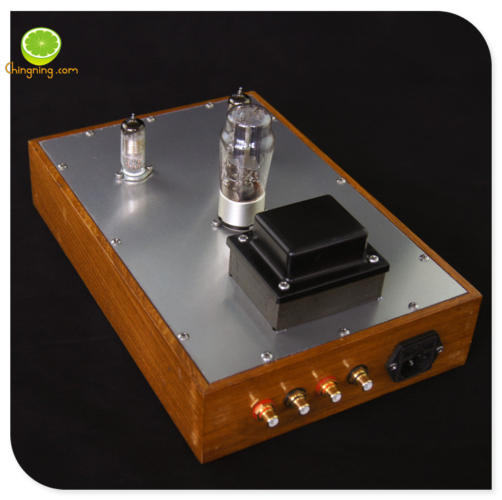 Audiobits Hifi Distributør 3S4 Direkte Opvarmet Tube Preamp-5984