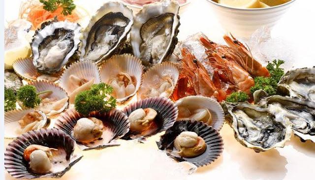 """Những món ăn kỵ hải sản, có thể tạo thành """"độc dược"""" gây chết người"""